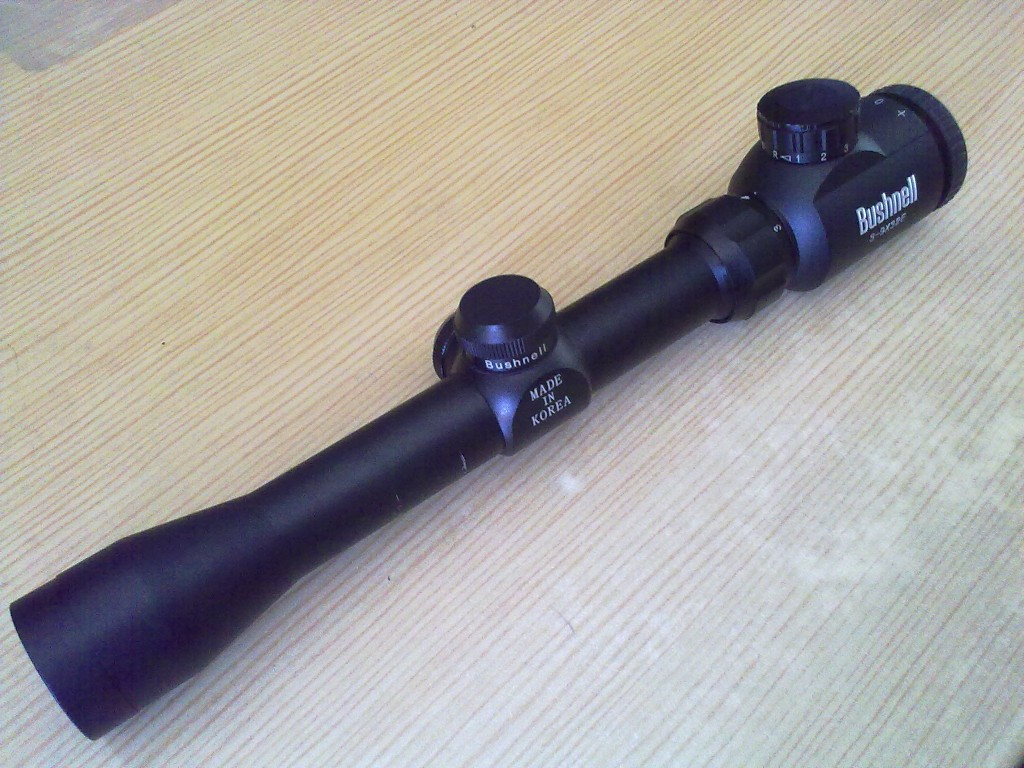 Bushnell 3-9x32 Scope